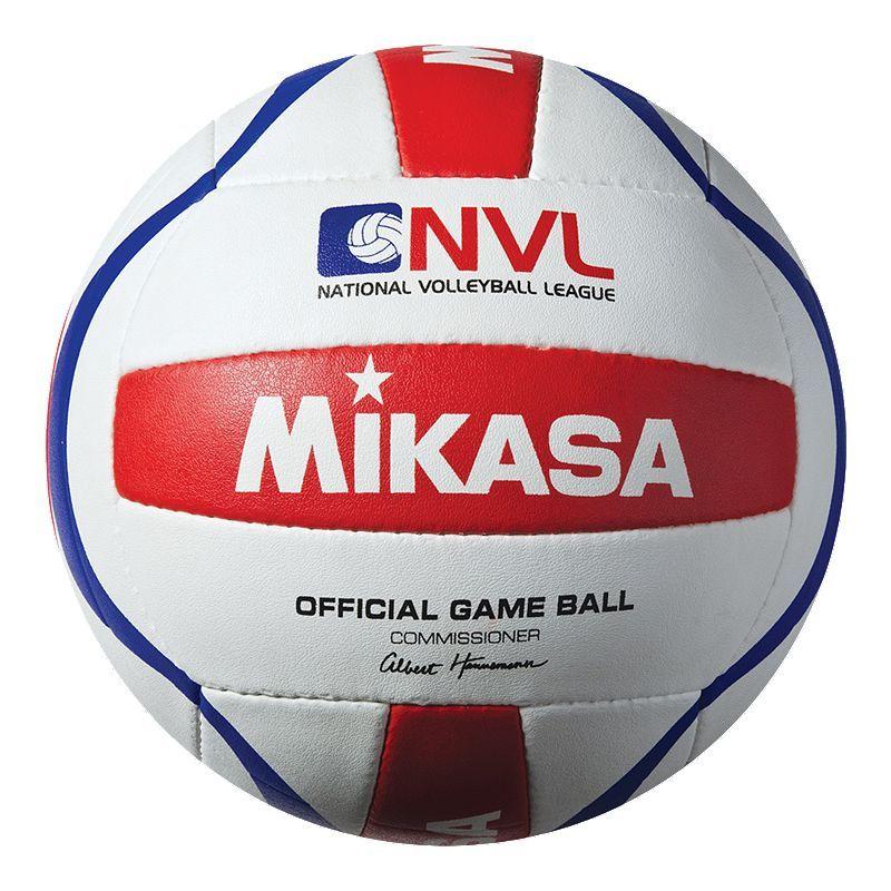 Mikasa Nvl Official Volleyball Mikasa Volleyball Beach Volleyball