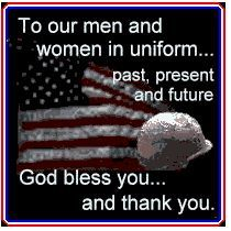 """Quotes Thanking Our Military 
