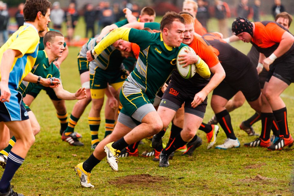 Rugby Culture Grows As Oregon S Club Team Matures Rugby Teams Culture