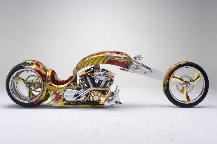Top 10 Most Expensive Bikes Custom Choppers Custom Motorcycle