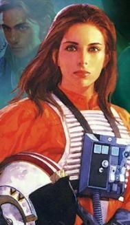 Jaina Leia Solo jedi, Star Wars episode 7 by ismaelArt on ... |Star Wars Episode 7 Jaina Solo