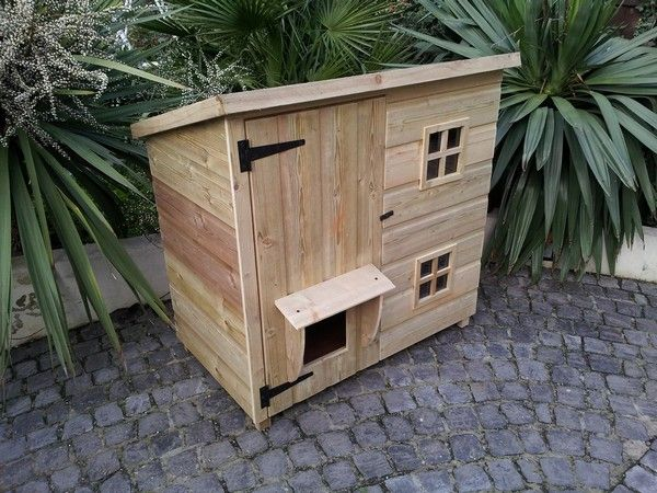 Outdoor Shelters For Animals : Custom handmade cat houses luxury pet homes animals