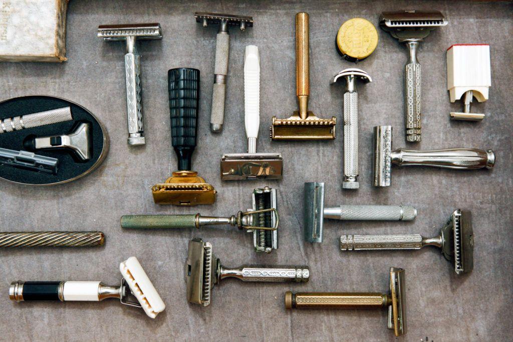 Safety razor ladies, let's get shaved! Vintage shaving
