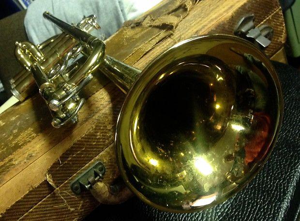 Selmer U S Model Vintage 1943 Trumpet S Harry James Small Town Music Reverb Selmer Harry James Trumpets