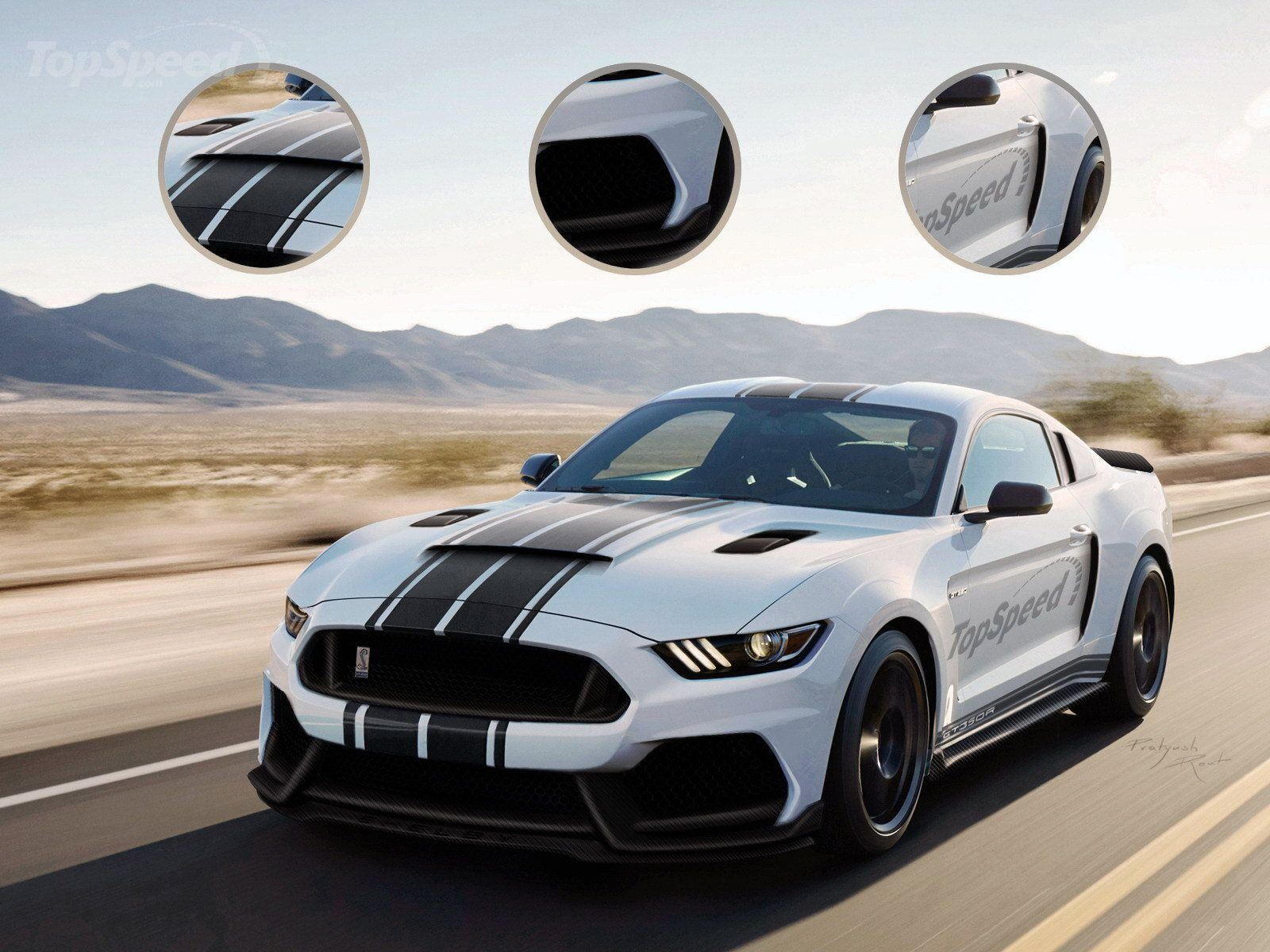 2016 ford shelby gt350r mustang picture - doc608633 | cars