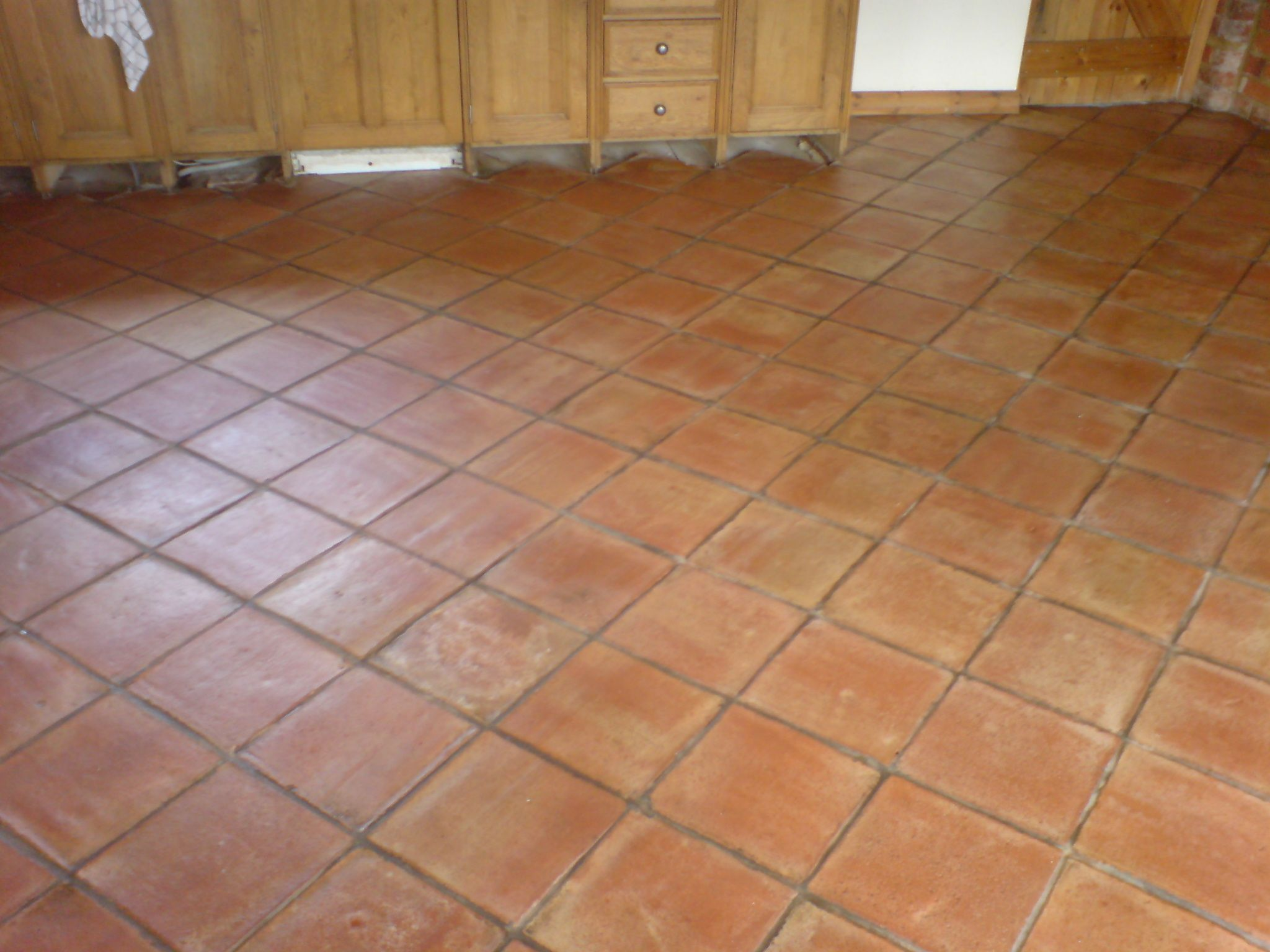 Good Terracotta Floor Tile Restoration And Renovation
