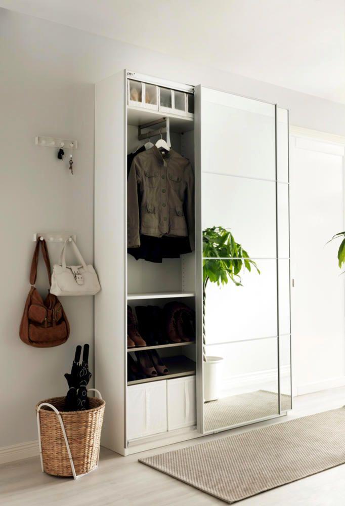 armadio per ingresso | Casa - Ingresso | Pinterest | Wardrobes ...