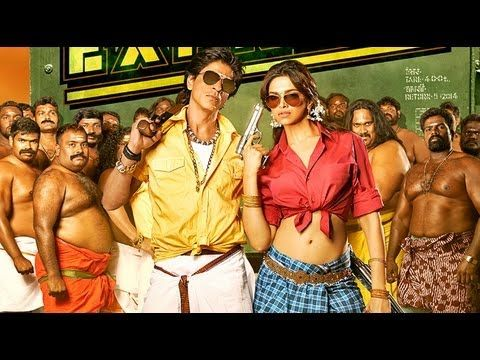 Deepika Padukone shares that Shah Rukh and Rohit came up with the idea of dressing her in a 'lungi'!    For more Bollywood: Log on to http://www.businessofcinema.com/  Facebook: http://www.facebook.com/Businessofcinema  Twitter: http://www.twitter.com/BOCLive