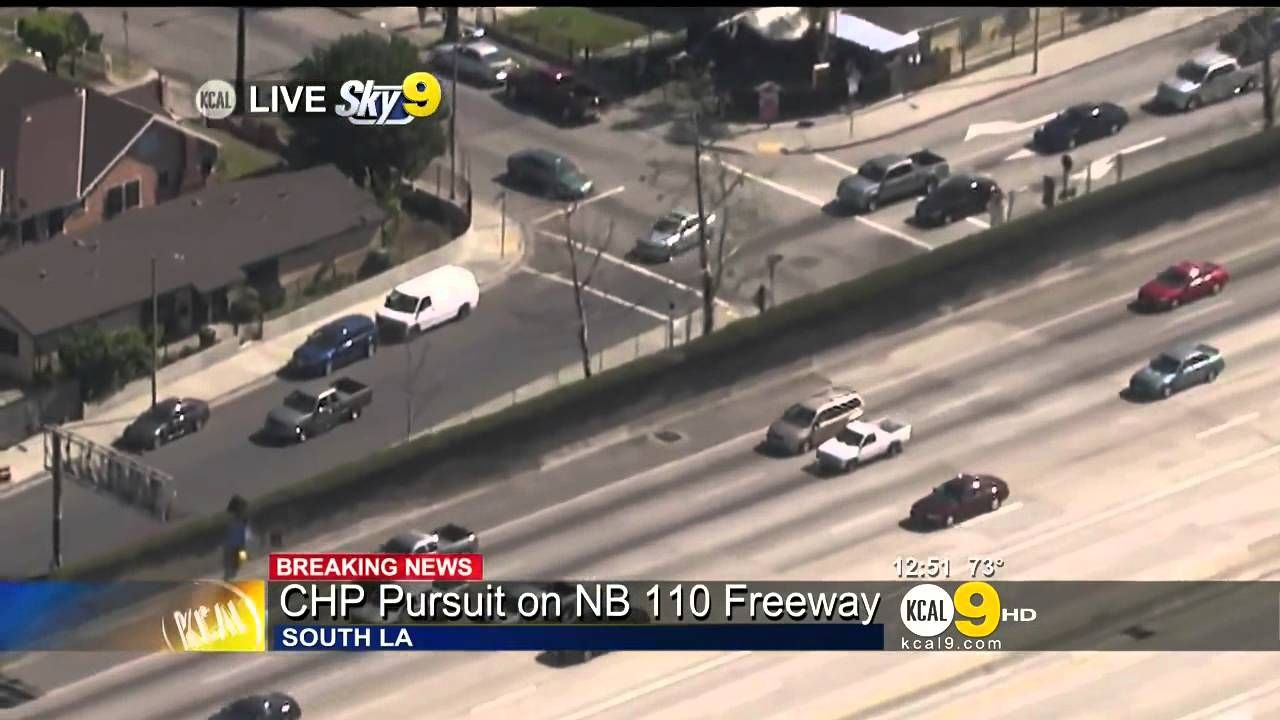 California High Speed Chase Lexus 140 Mph Armed Burglary Suspects Kcal Part 1 Burglary Lexus Action Video
