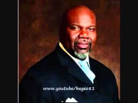 T D Jakes- Seeking the God Who sought after you | When