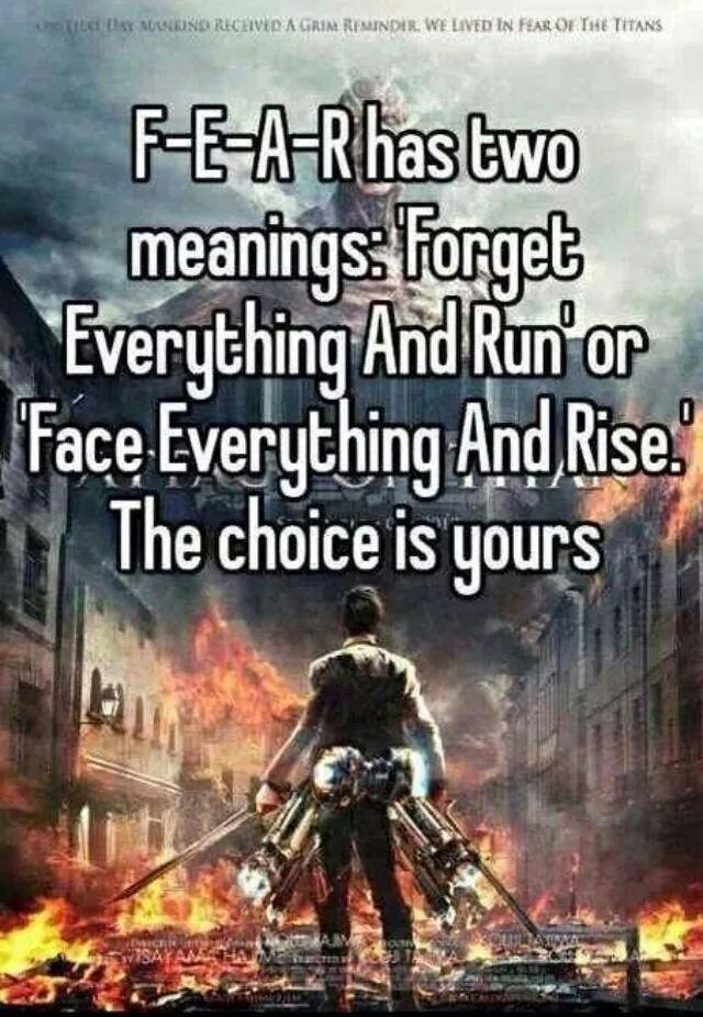 Image about quote in Shingeki no Kyojin by Calliop