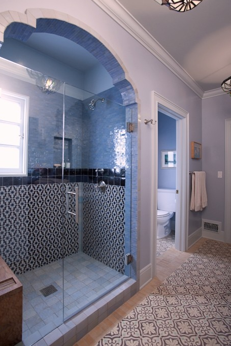 Modern Colonial Bathrooms: Spanish Colonial Bathroom