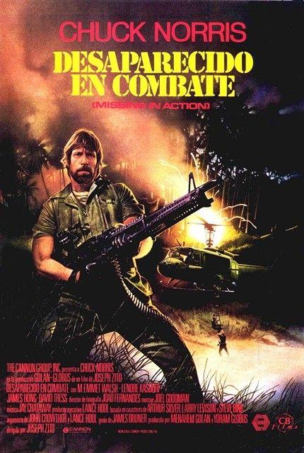 Missing in Action (1984) จีไอ เลือดเดือด -   wwwmastermovie