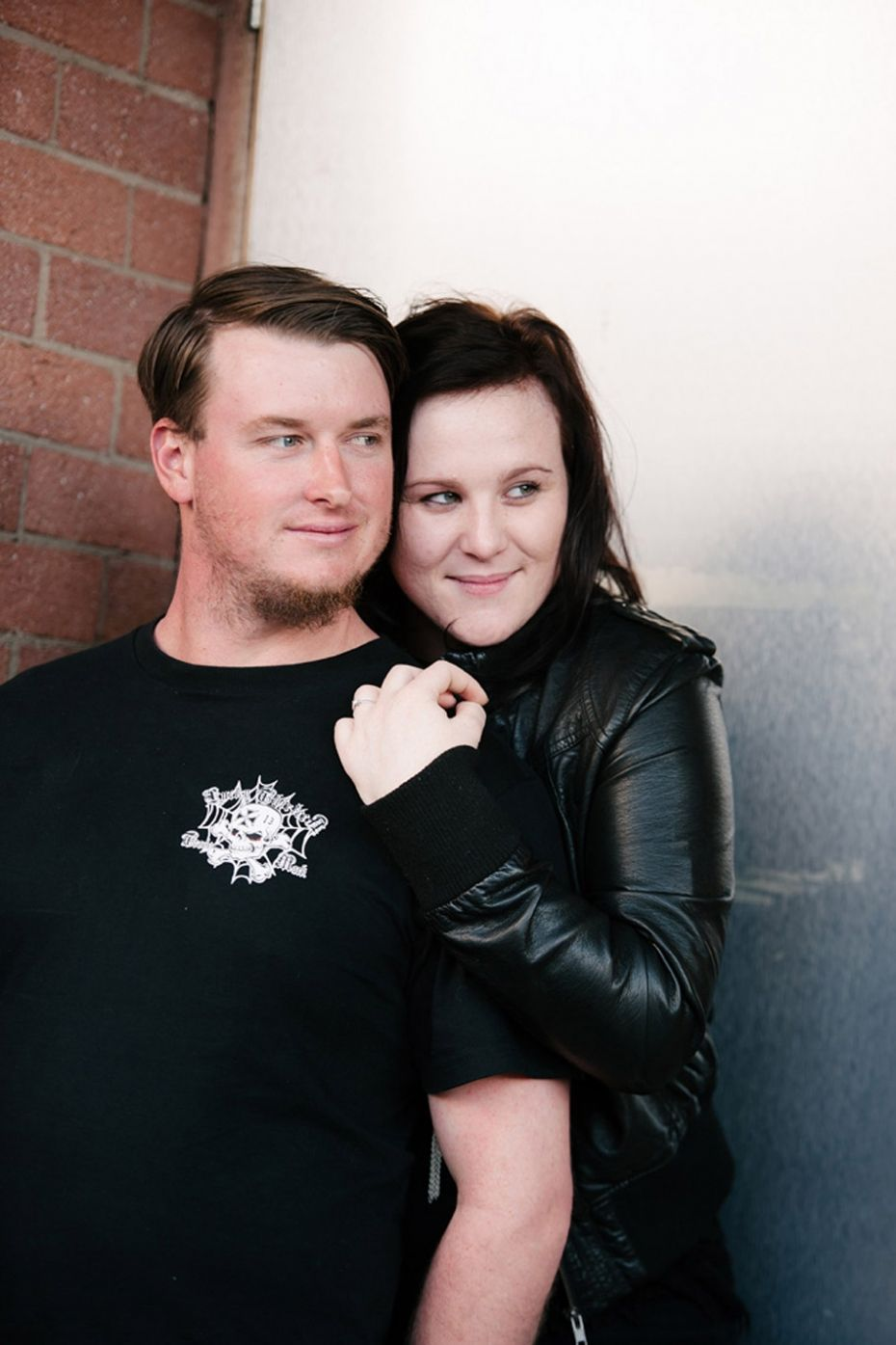 fortitude valley engagement session