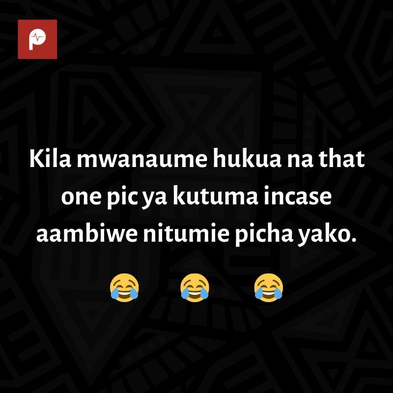 171 Likes 7 Comments Pulse Live Kenya Pulselivekenya On Instagram Wanaume Please Tell Us Pulseliveken Crazy Jokes Very Funny Jokes Funny Jokes
