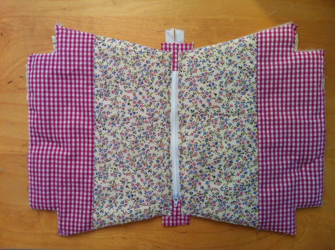 Tolles Taschen Tutorial – Nähanleitung mit Tipps zum einfach selber machen