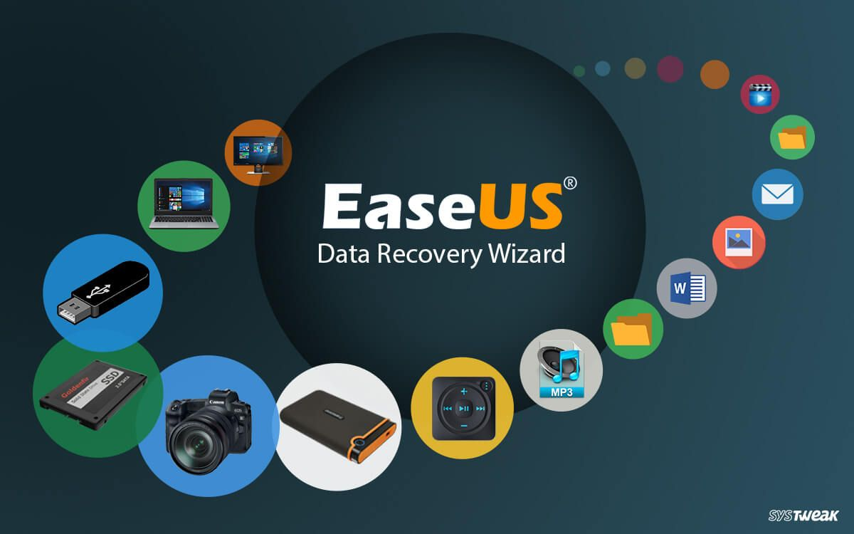 Easeus data recovery wizard professional data recovery