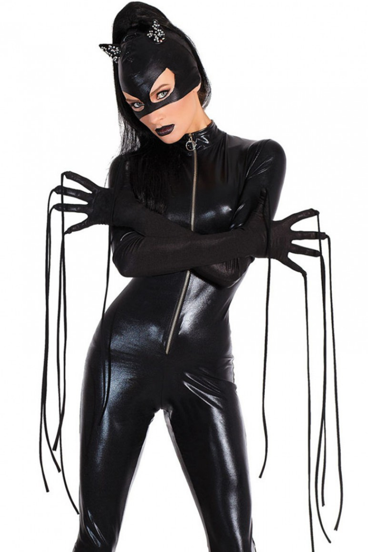 Disfraces De Gatita Feroz Mujer Df252 En 2019 Disfraces Halloween