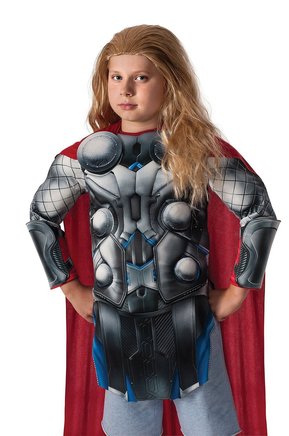 Avengers  Thor Costume Wig Child One Size  Products  Pinterest