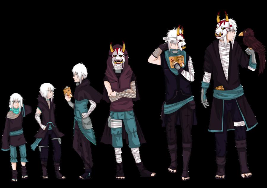Naruto Oc Ogano by on DeviantArt