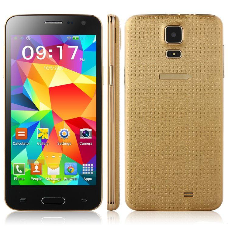 Cheap Smart Unlocked Android Phone MIXC Mini S5 i9600