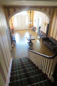 Carnton Plantation main hall 2