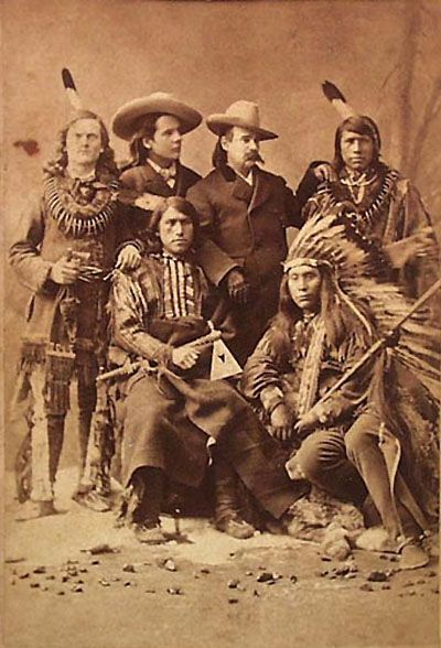 Paw Nee Indians | www.jcs-group.com/oldwest/wildwestshow/pawneebill.html