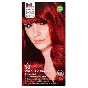 Superdrug vibrance 7755 ravishing red colour pinterest red hair coloring pmusecretfo Choice Image