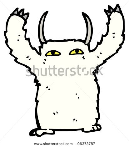 abominable snowman cartoon | Snowman cartoon | Pinterest