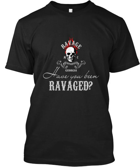 Have you been Ravaged? | Teespring I got mine!!!!!