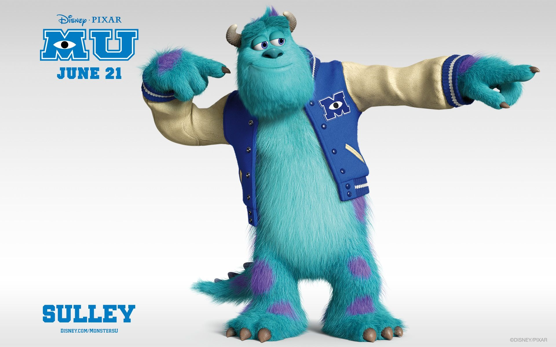 Sulley – Monsters University | Live HD Wallpapers | Pinterest