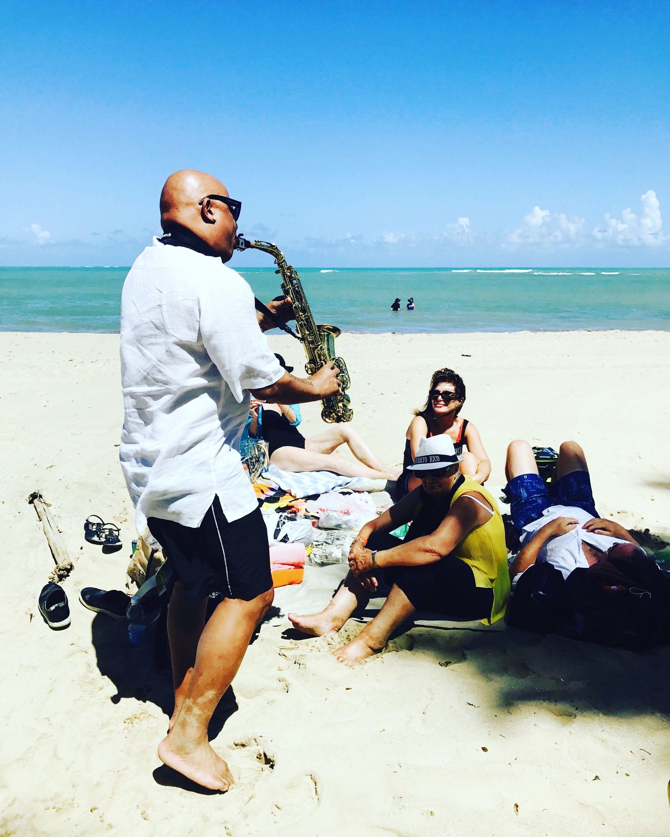 I decided to do a little jam at this @privatebeach  @skijohnsonlive @sanjuan @puertorico #privatebeach #sanjuan #puertorico #letsgo #champagne #sanjuanbay #beach #sunset #living #love #beautiful #jazz #awesome #saxophone #photooftheday #amazing #followme #picoftheday #like  #smile #look #skijohnsonenterprises #bestoftheday #style #happy #fun