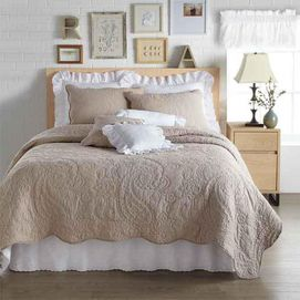 wholeHome®/MD 'Paisley' Quilt Set