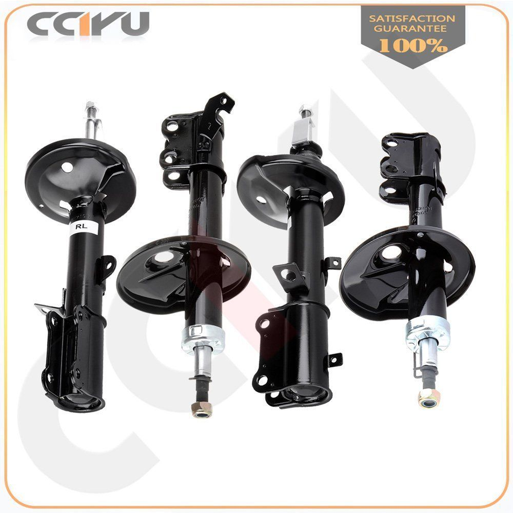 Awesome Great Set of Front and Rear Shock Absorbers for a 1993-2002 Toyota Corolla 2017 2018 Check more at http://24auto.tk/toyota/great-set-of-front-and-rear-shock-absorbers-for-a-1993-2002-toyota-corolla-2017-2018/