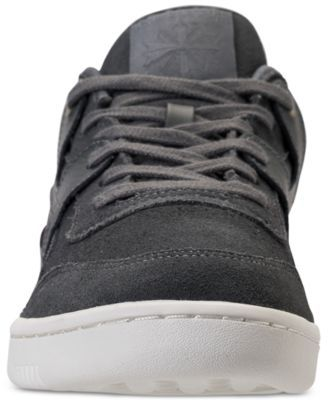 Reebok Men s Workout Plus Mcc Casual Sneakers from Finish Line -  STEALTH CHALK 11.5 Espadrilles 4c6068027