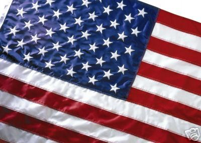 Beautiful Stars and Stripes.  I am proud to display the Flag every day.