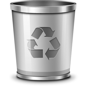 Geekuninstaller Will Uninstall Programs You Thought You Couldn T Windows Recycle Bin Icon Recycling Bins Trash Can
