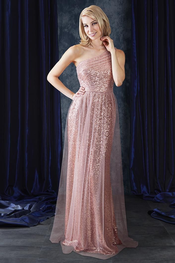 d102b79284d 8117 from Sapphire Bridesmaids by Alfred Angelo  pinkbridesmaid ...