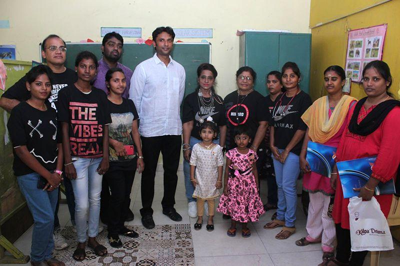 Saveetha Medical College organised a Free Cancer Awareness Camp