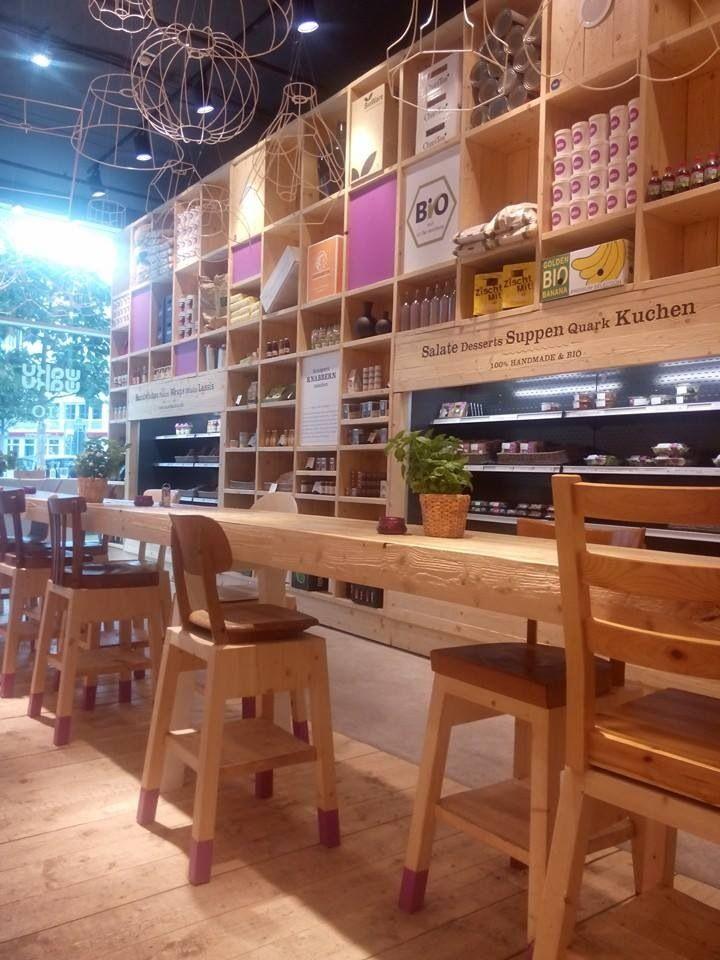 hamburg Merchandising - Concept Store Pinterest Restaurant - hamburger küche restaurant