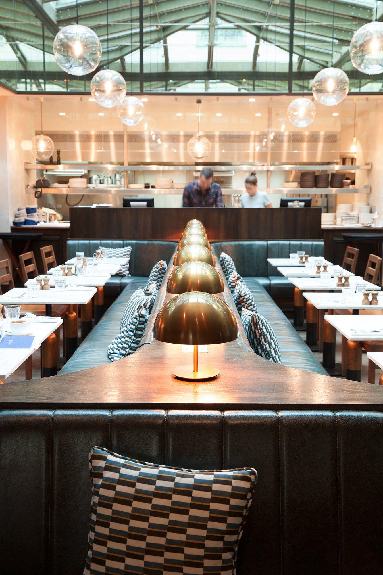 the hoxton l 39 h tel diff remment restaurant luminaires et inspiration. Black Bedroom Furniture Sets. Home Design Ideas