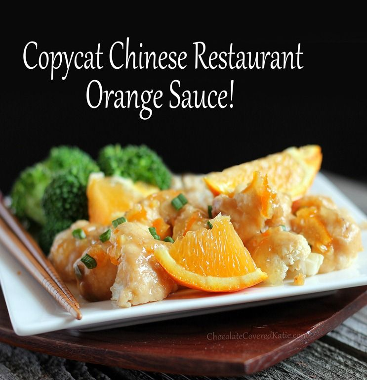 Seriously this sauce is even better than panda express healthy healthy makeover for panda express chinese food including healthy orange sauce forumfinder Gallery