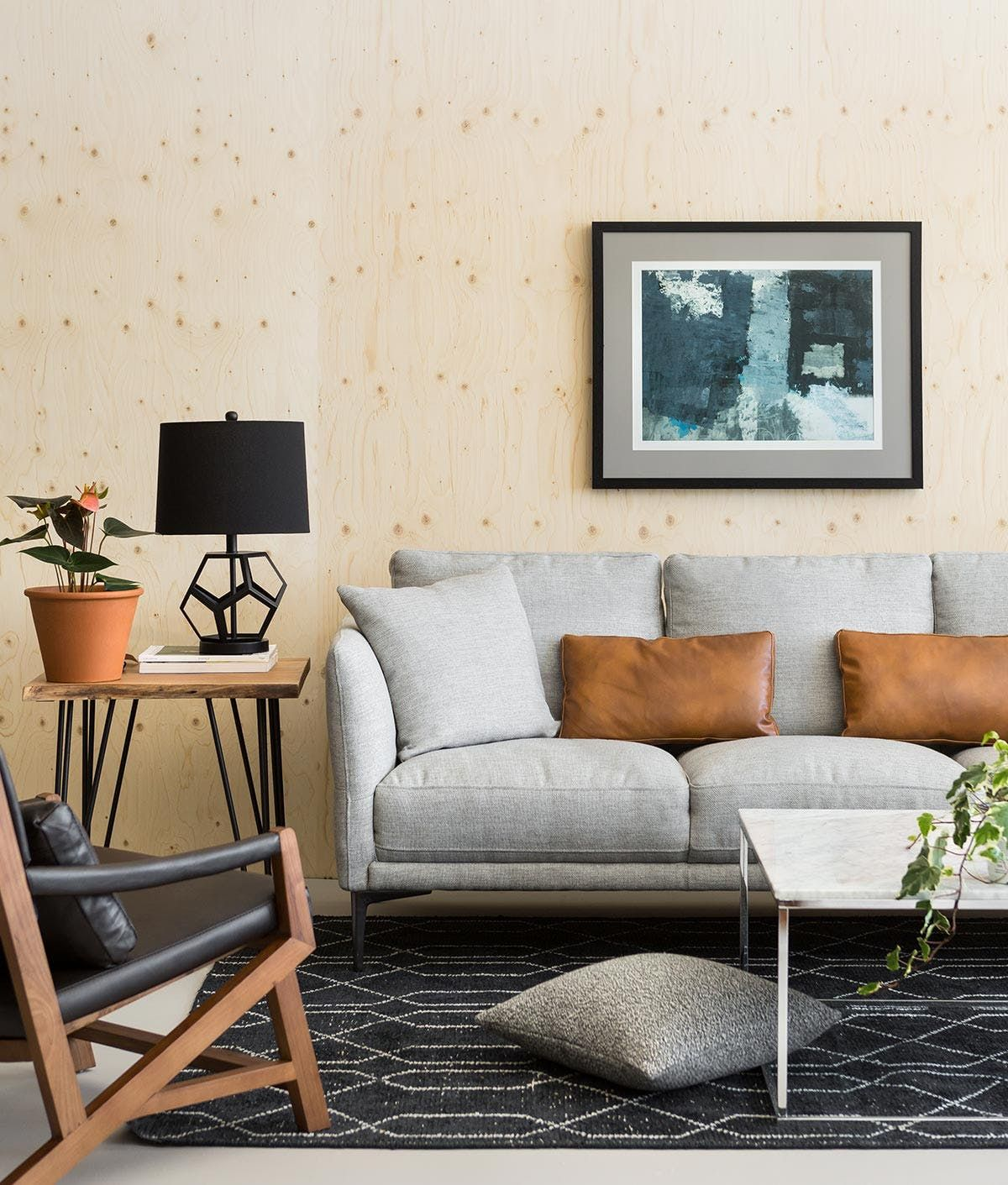 My Light And Airy Living Room Transformation: 5 Light And Airy Furniture Pieces For A Year-Round Summer