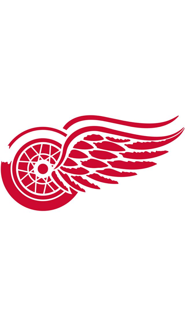 4 Detroit Red Wings 1948 Detroit Red Wings Nhl Logos Wings Wallpaper