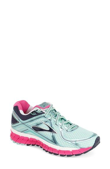 810a45f8e73 Adrenaline GTS 16  Running Shoe (Women) size 8 blue tint and pink ...