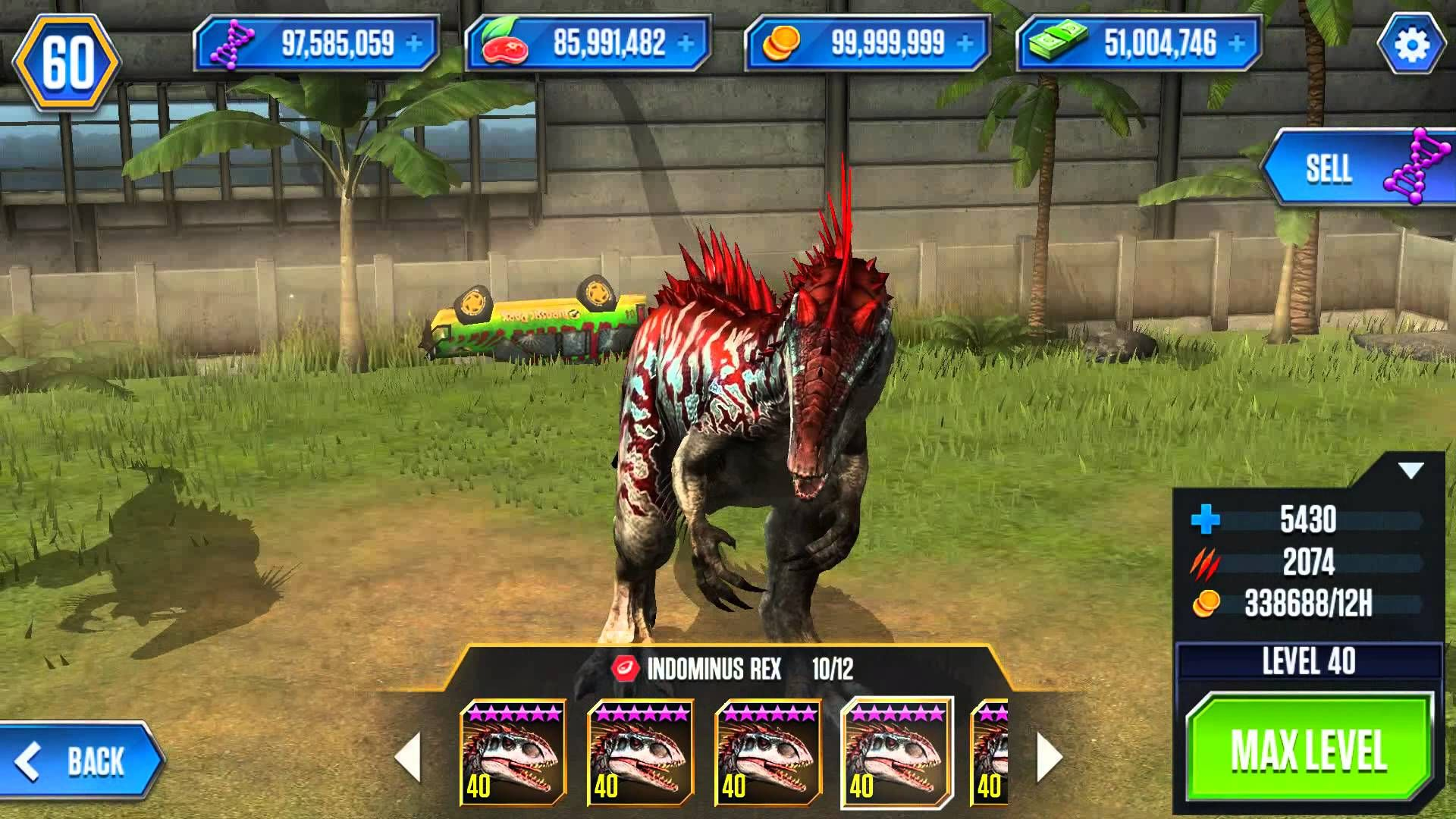 LATEST! Jurassic World The Game Hack 2018 Updated
