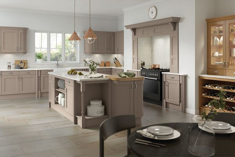 DIFFERENT TYPES OF KITCHEN CABINET DOORS - Kitchen Cabinet Doors are