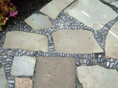How to Create a Mosaic Patio : How-To : DIY Network