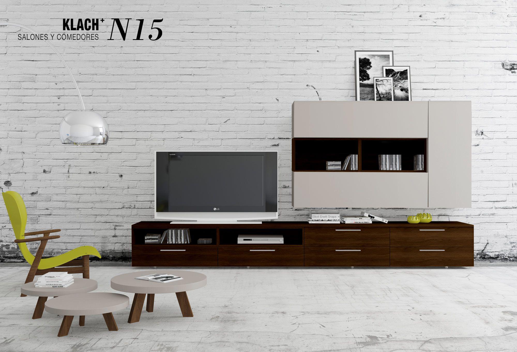 Klach n15 muebles hermida muebles de sal n y comedor klach pinterest muebles - Hermida muebles ...