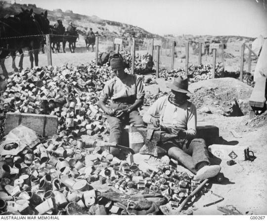 "ANZAC Troops Gallipoli 25 April 1915 World War 1 5x4/"" reprint photo 1"